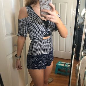 PacSun Dresses - kendall & kylie romper💕